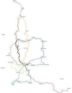 Routenverlaeufe_Radtouren